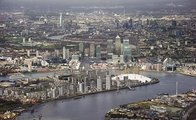 INNOVATIVE NEW PARTNERSHIP SEES BUILD TO RENT COME TO GREENWICH PENINSULA REGENERATION