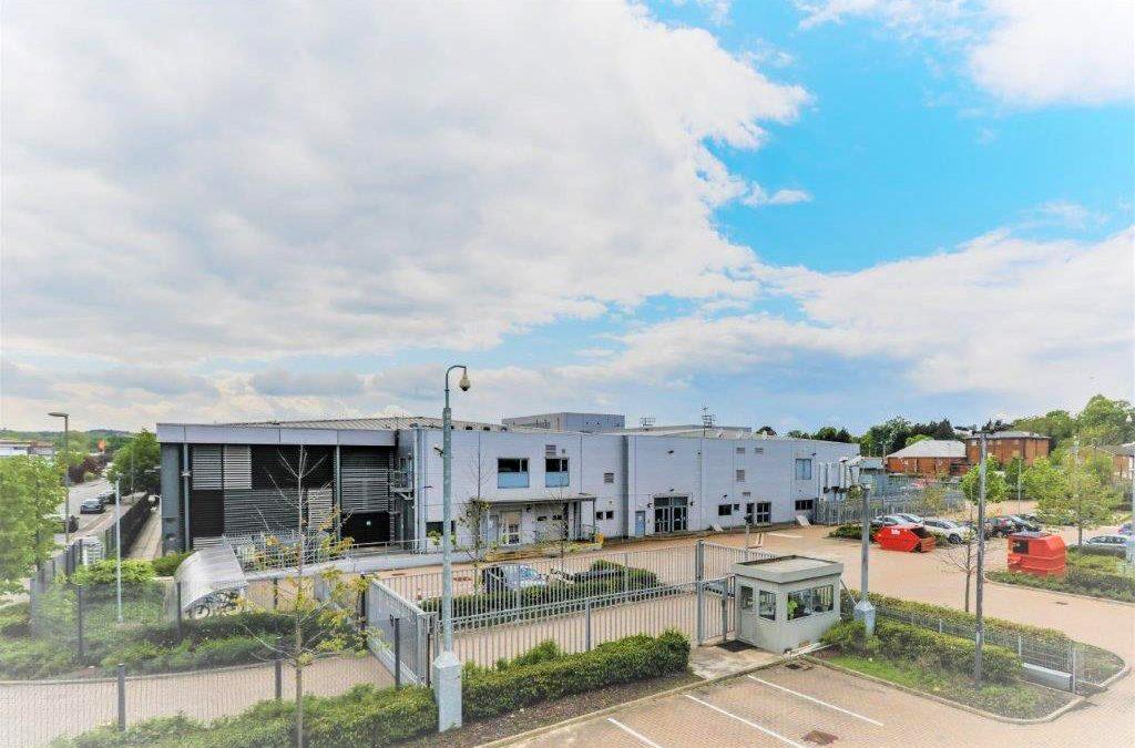 Lincoln Rackhouse, Sprott Korea Investment Acquire London Data Center